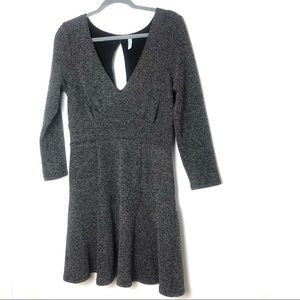 Free People long sleeve knit dress